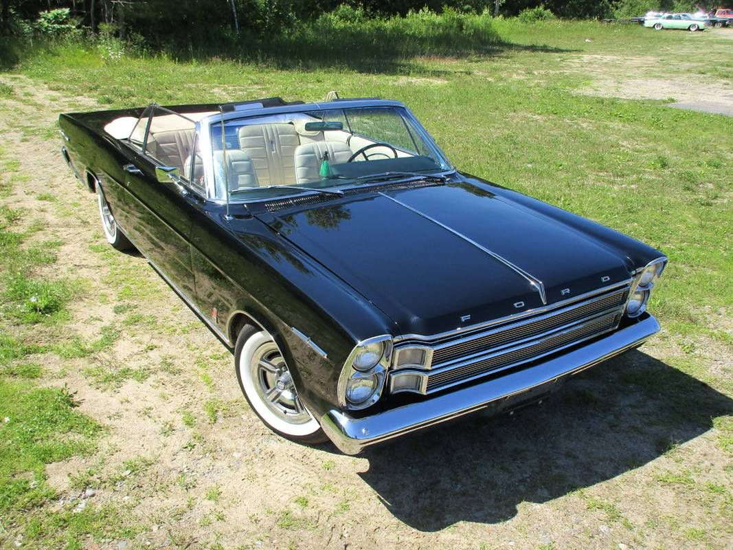 1966 Ford Galaxie 500xl For Sale 1756867 Hemmings Motor News