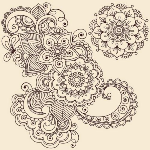 mandalas-originales-para-pintar-3 | Coloring pages for adults ...