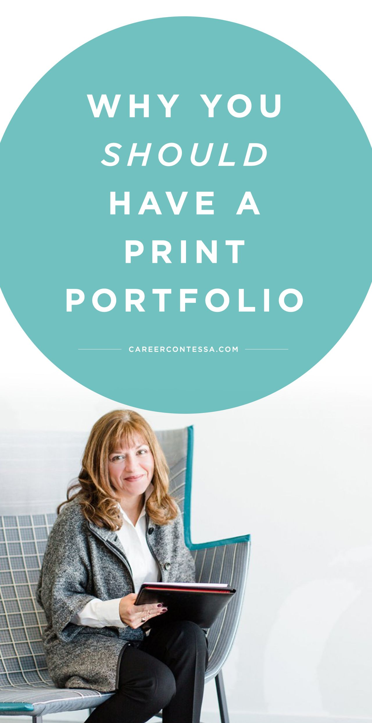 Who Said The Print Portfolio Was Dead
