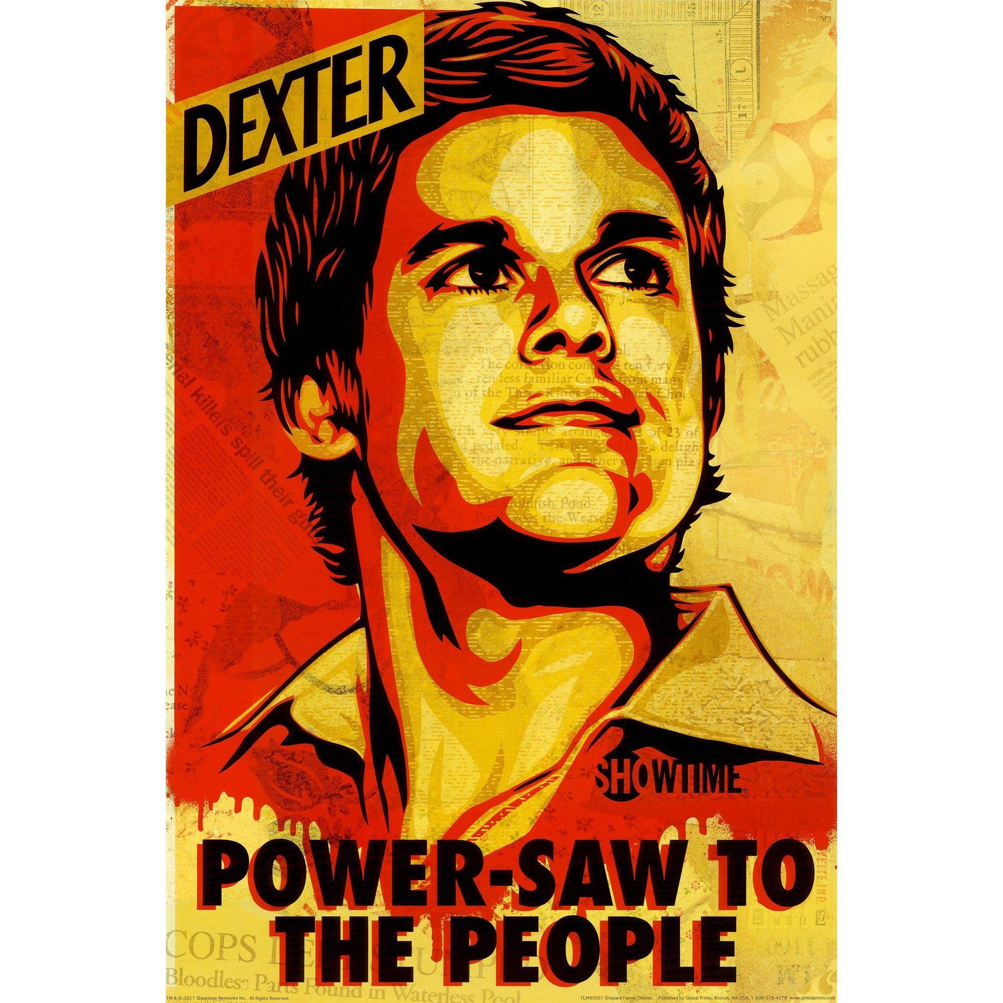 Art.com - Dexter Poster, Unframed Wall Poster Print   Dexter and ...
