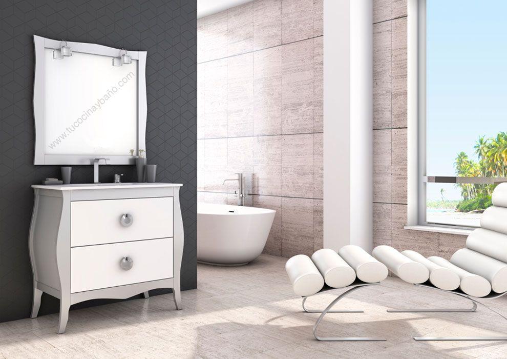 mueble de ba o vintage mozart tu cocina y ba o muebles
