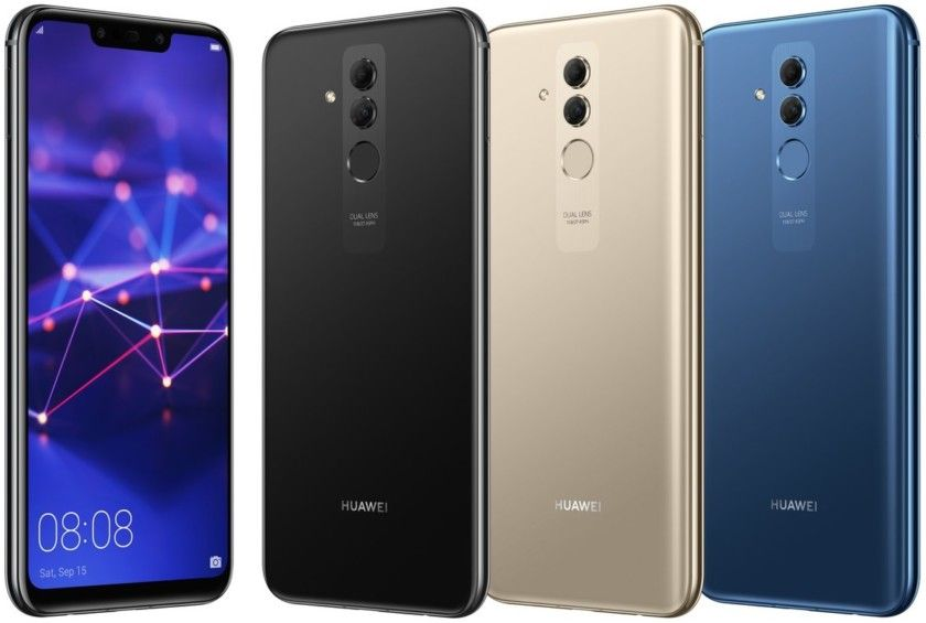 Heres Your First Look At The Huawei Mate 20 Lite And Its Iphone X Notch Google Android Smartphones Os News Andr Prepaid Phones Samsung Phone Nokia Phone