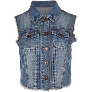 98330e58eeda9 Men Sleeveless Denim Jacket  All You Need To Know