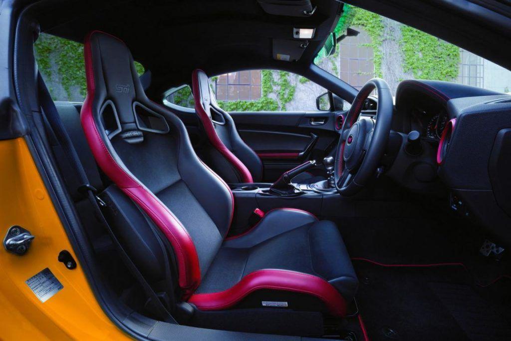 2016 Subaru Brz Sti Seating Area Interior Toyota Gt 86 Subaru Brz