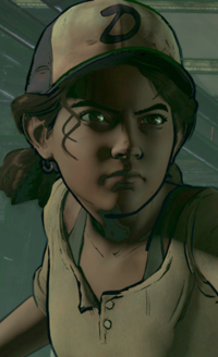 Clementine (Video Game) | Telltale Games' The Walking Dead | The