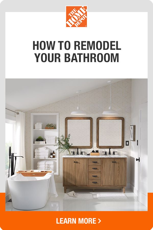Follow Our Simple Bath Remodel Guide To Find All The Tips Tools