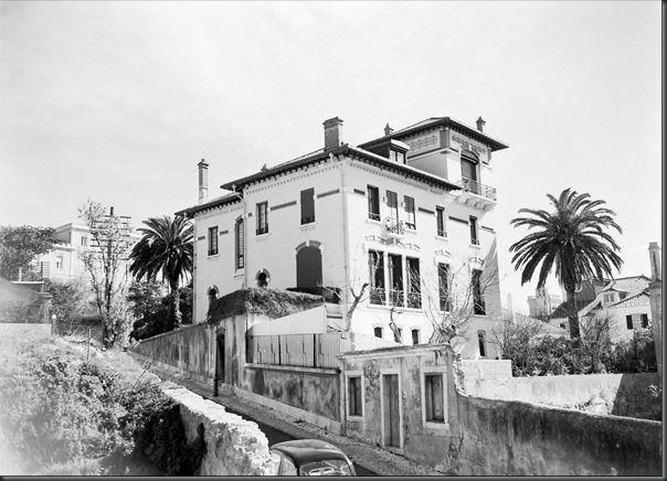 Casa Sandoz, R de S. Caetano, 1907, Lx, Arquitecto Miguel Ventura Terra