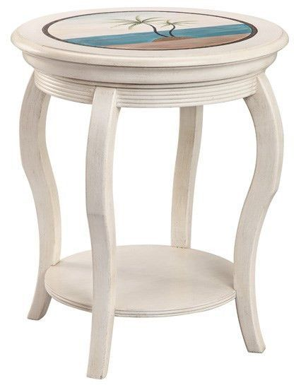 Sabel Chairside Table