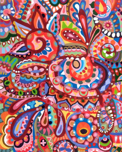 Exploring Art Styles Abstract Art Style By Thaneeya Art