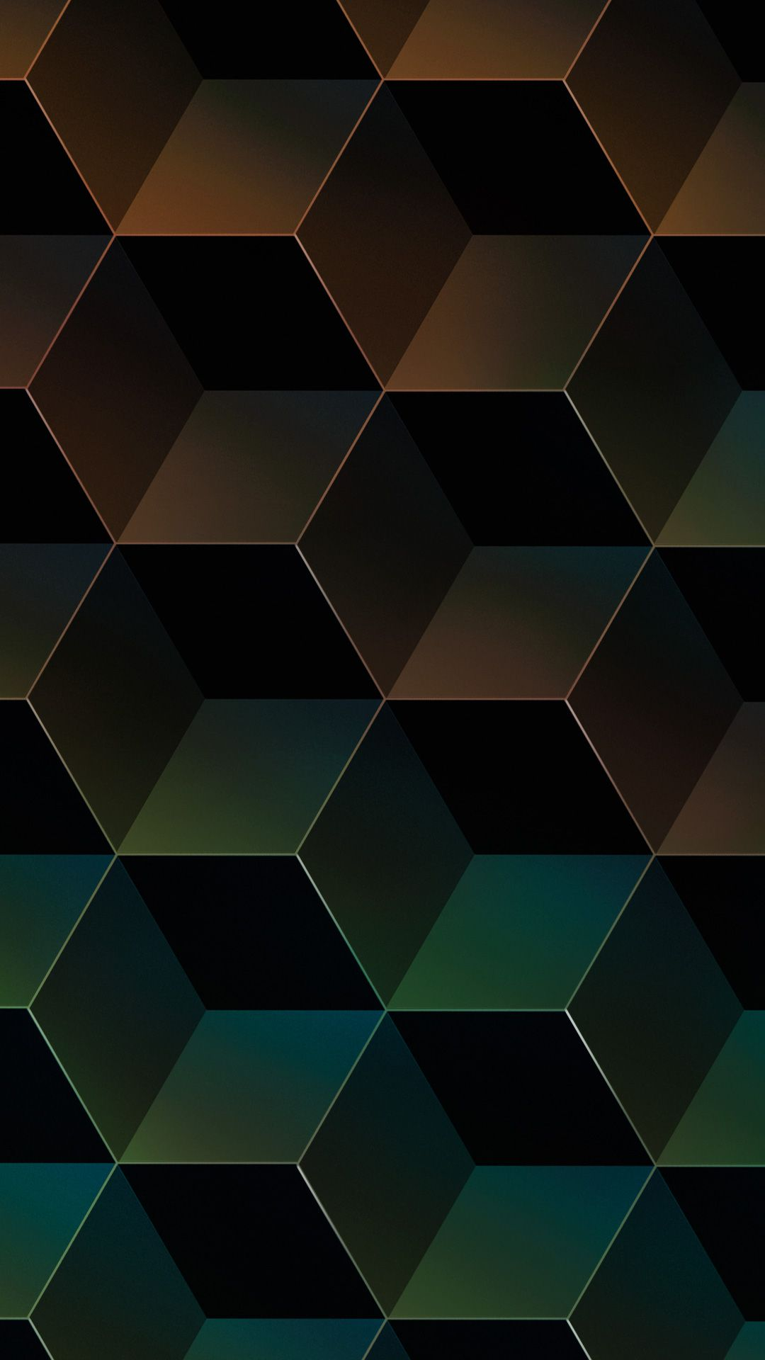 Wallpaper iphone geometric - Geometric Gradient Facets Apple Iphone 7 Plus Hd Wallpapers Available For Free Download