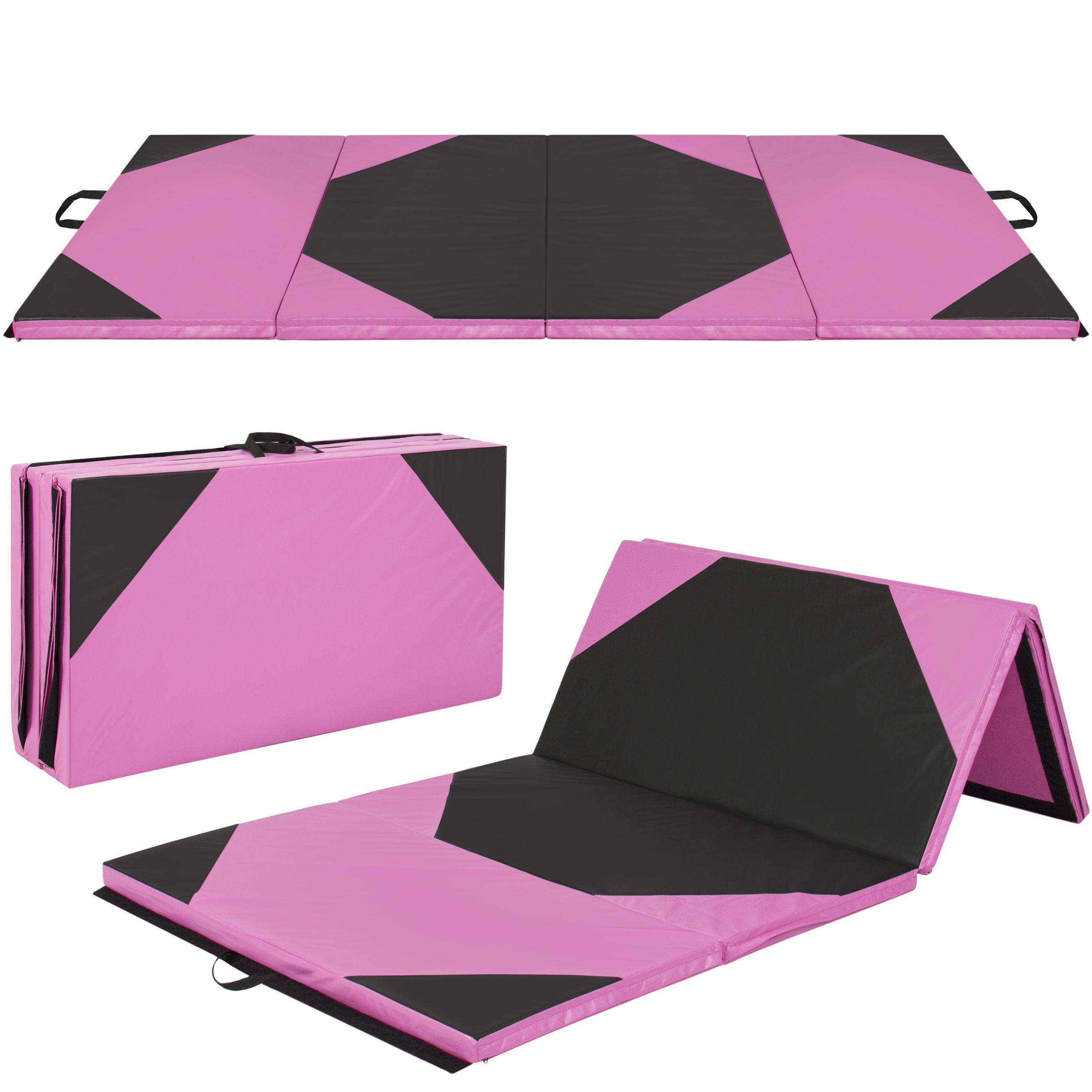 4 X10 X2 Gymnastics Gym Folding Exercise Aerobics Mats