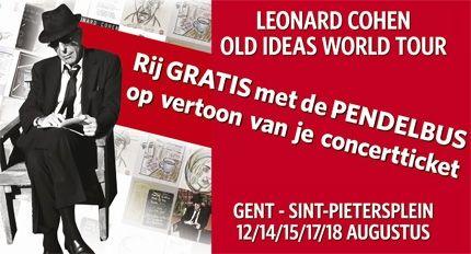News | The Official Leonard Cohen Site