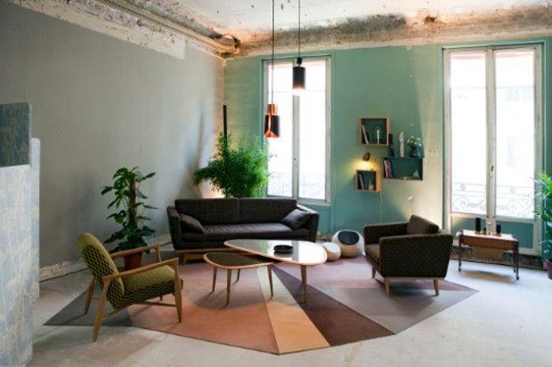 51 idées de table basse déco pour votre salon Apartments - deco salon rouge et blanc