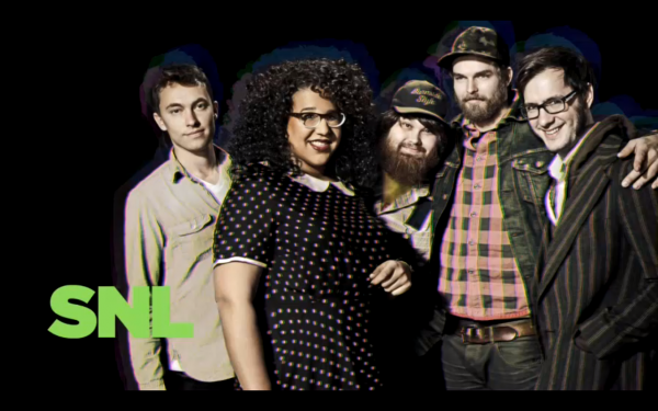 Alabama Shakes Saturday Night Live Snl Youtube Play That Funky Music