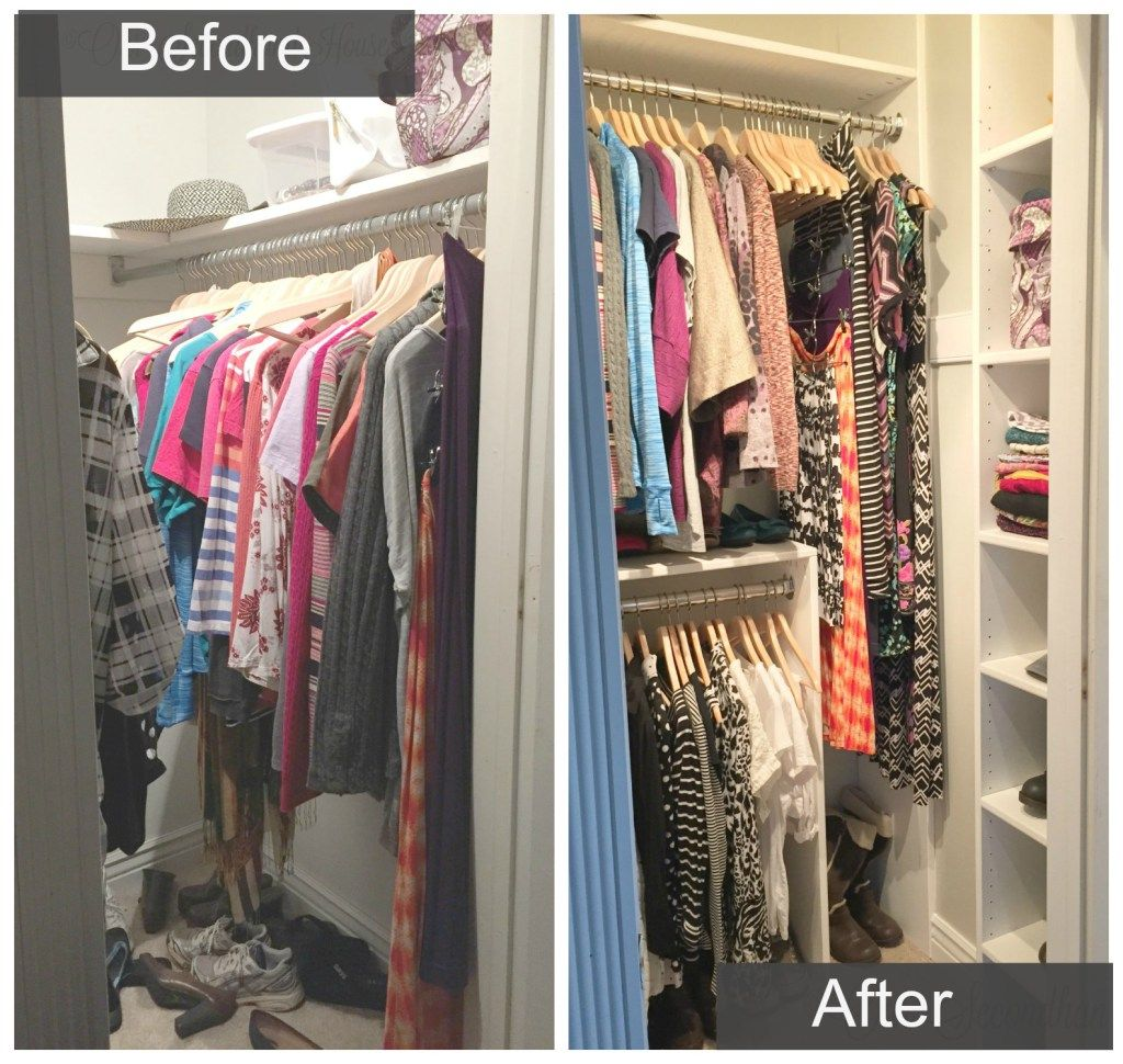 before and after closet makeover closet remodel closet on extraordinary small walk in closet ideas makeovers id=47645