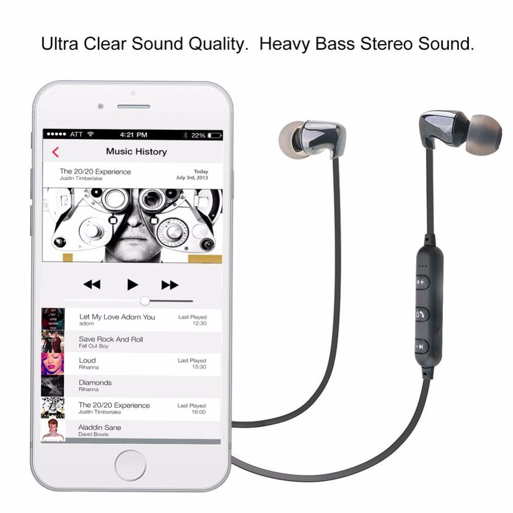 Tc01s Ceramic Sport Running Bluetooth Headset Wireless Earphone Bluetooth Earpiece With Mic Stereo Earbuds Sport Earphones Wireless Earphones Earbuds With Mic