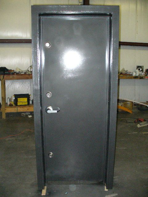 Custom Safe Room Door | Storm room /shelter | Safe room doors, Room