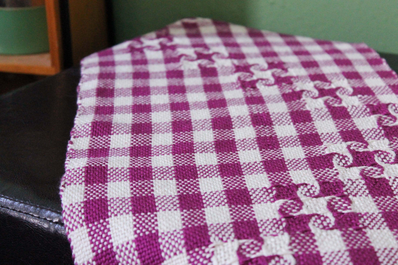 Pinwheels Prove That Many Patterns Rigid Heddle Weavers
