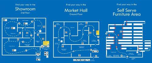 How Ikea Online Shopping Is To Revolutionize Business Ikea Map Ikea Online Ikea