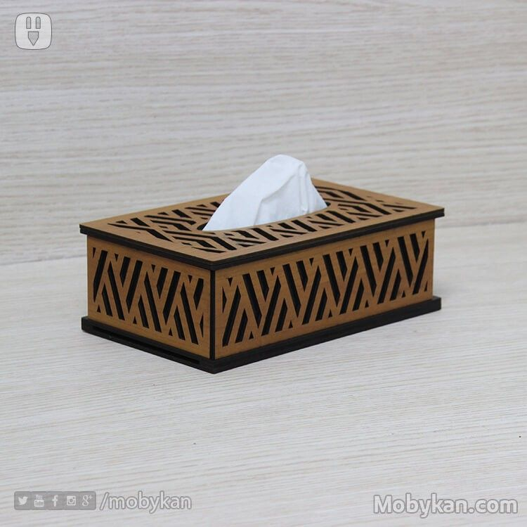Tissues Box Parallel Sharp Style Tissue Boxes Sharp Style Tissue