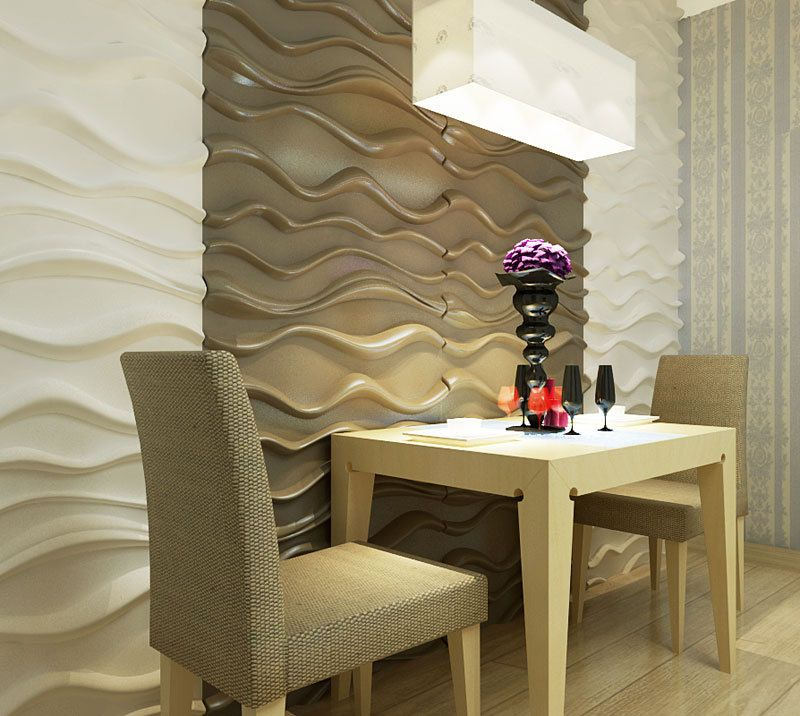 3d Wall Panels Bamboo Pulp Pack Of 12 64 Sq Ft 79 3d Wall Panels Wall Panels Cladding Wallpaper