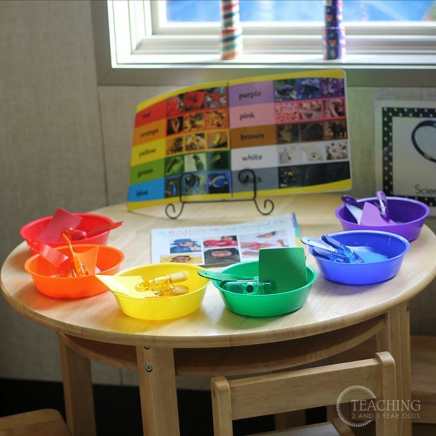 How To Set Up Your Preschool Science Center Science