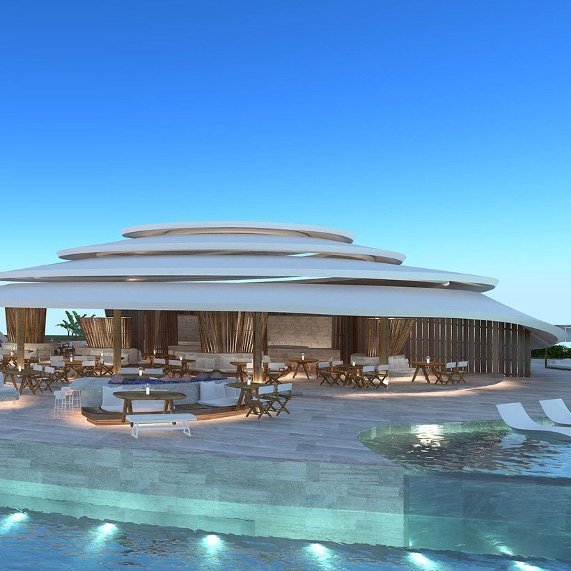 Fancy Nikki Beach Resort Spa Turkey