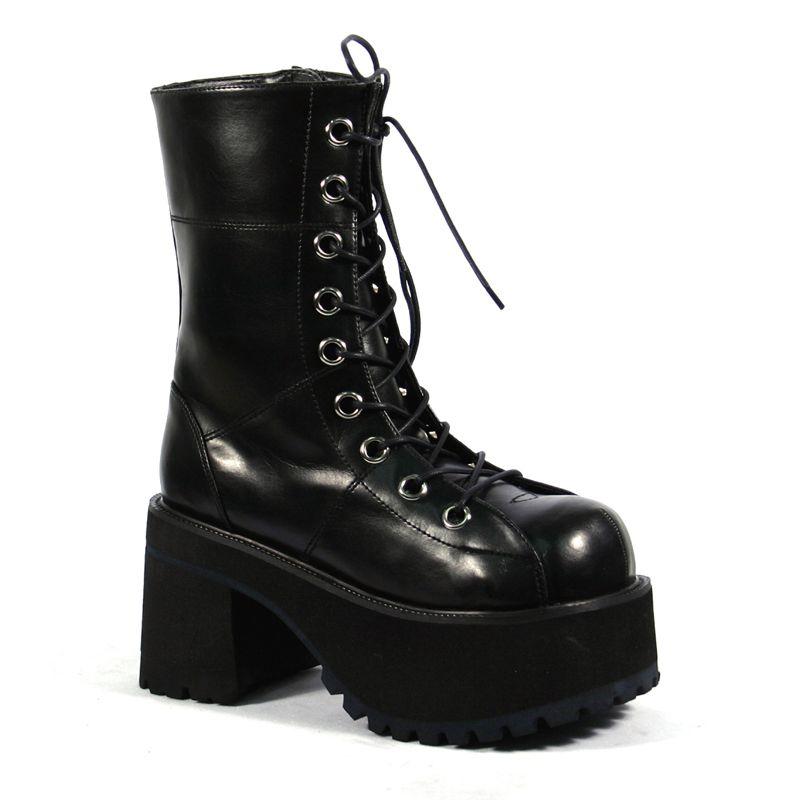 3c6b2a612e2f Bottines Demonia Ranger 301 black