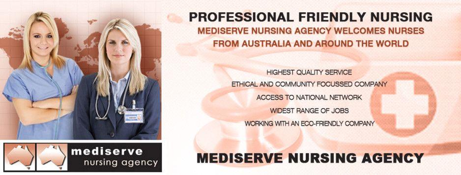 Mediserve Nursing Agency Your gateway to find nursing