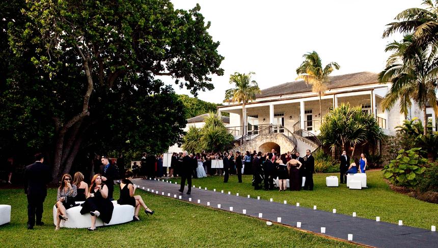 Fairchild Tropical Gardens Lush Landscape Gorgeous Events Pcs