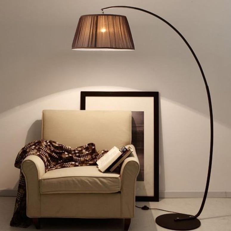 Floor Lamp Lampshade Living Room Lighting in 2020   Cheap ...