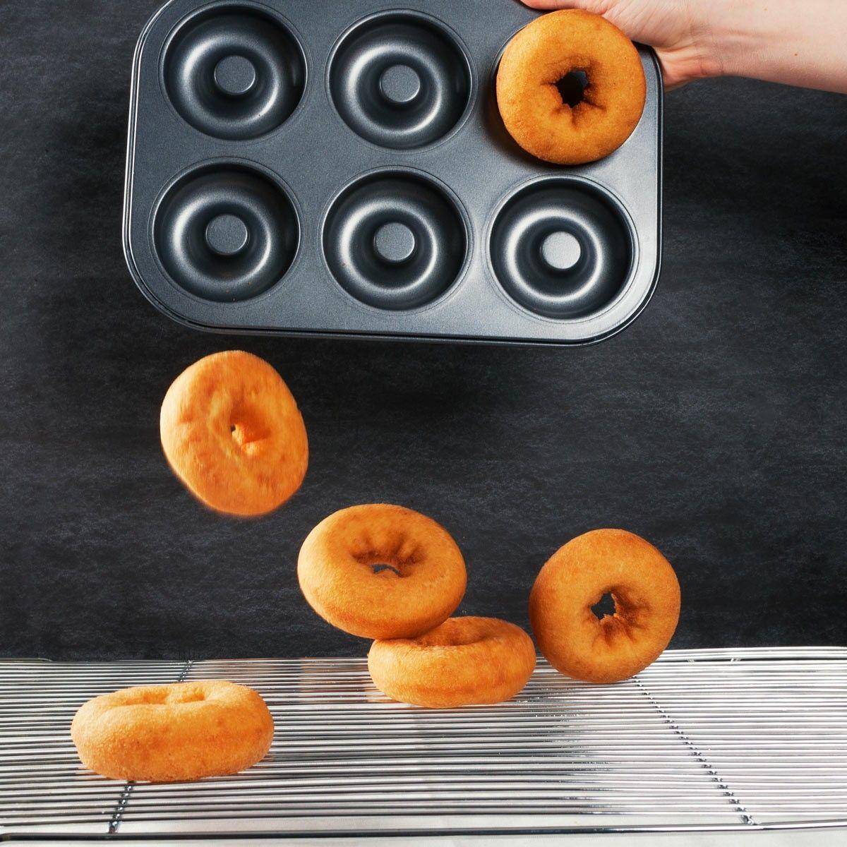 Donut pan cake pan sizes delicious donuts pan