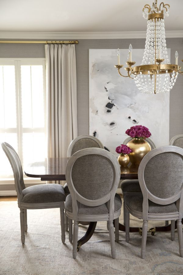 buy dining room set clarity photographs | A warm, modern, traditional dining room - House of Harper ...