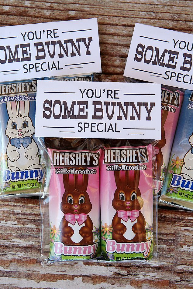 Youre some bunny special easter printables easter bunny and youre some bunny special easter gift ideas negle Choice Image