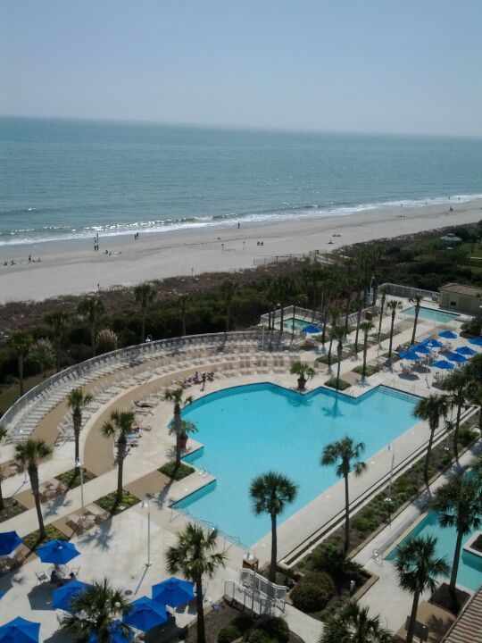 Ocean Dunes Resort & Villas in Myrtle Beach, SC