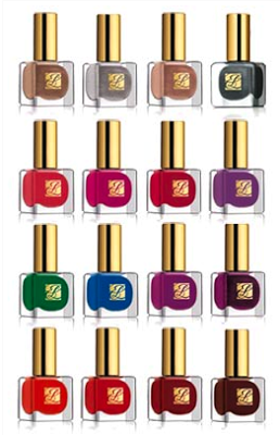 Spring 2011 - Estée Lauder Nail Polish - The Fashion Hall