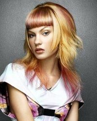 Multi Tone Hair Color Ideas