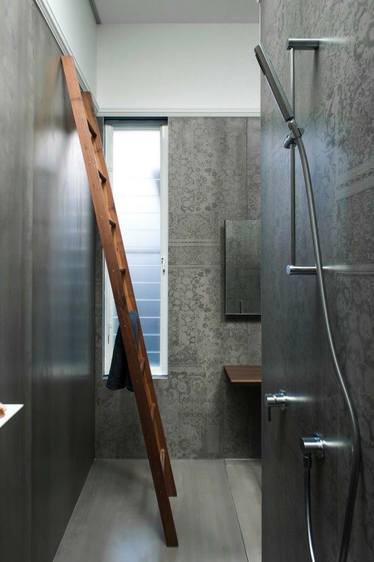 Baños modernos con ducha 50 diseños impresionantes | Baño moderno ...