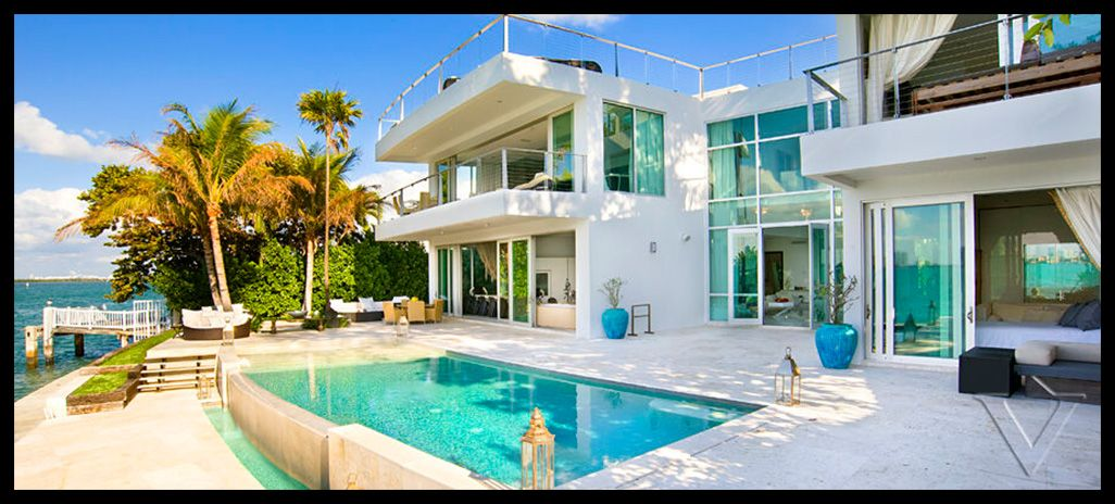 Miami Homes Beautiful Beach Nice Houses In