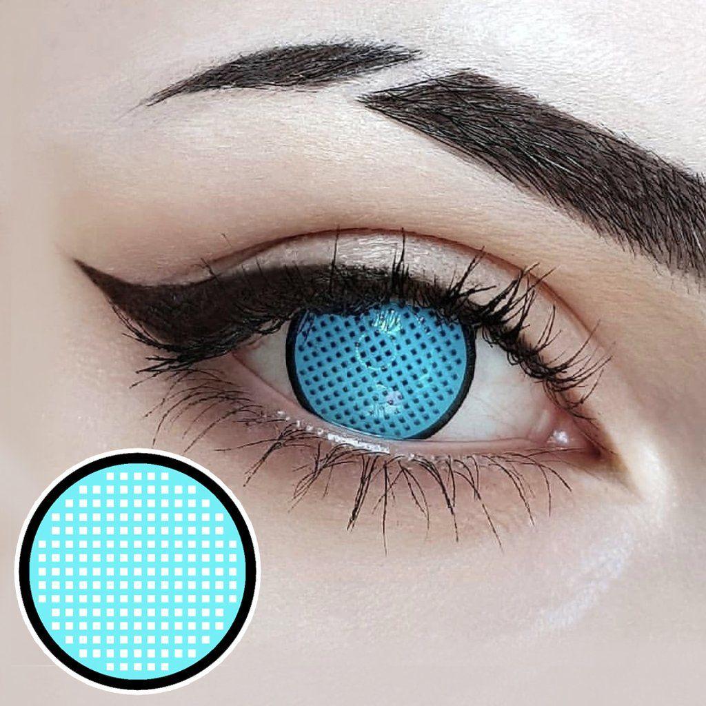 lenses Hinata cosplay contact
