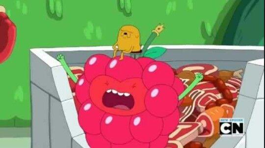 Adventure Time - Jake & Wildberry Princess