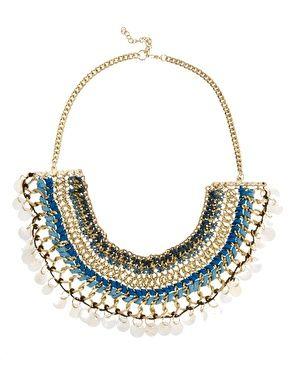 Изображение 2 изWarehouse Woven Necklace