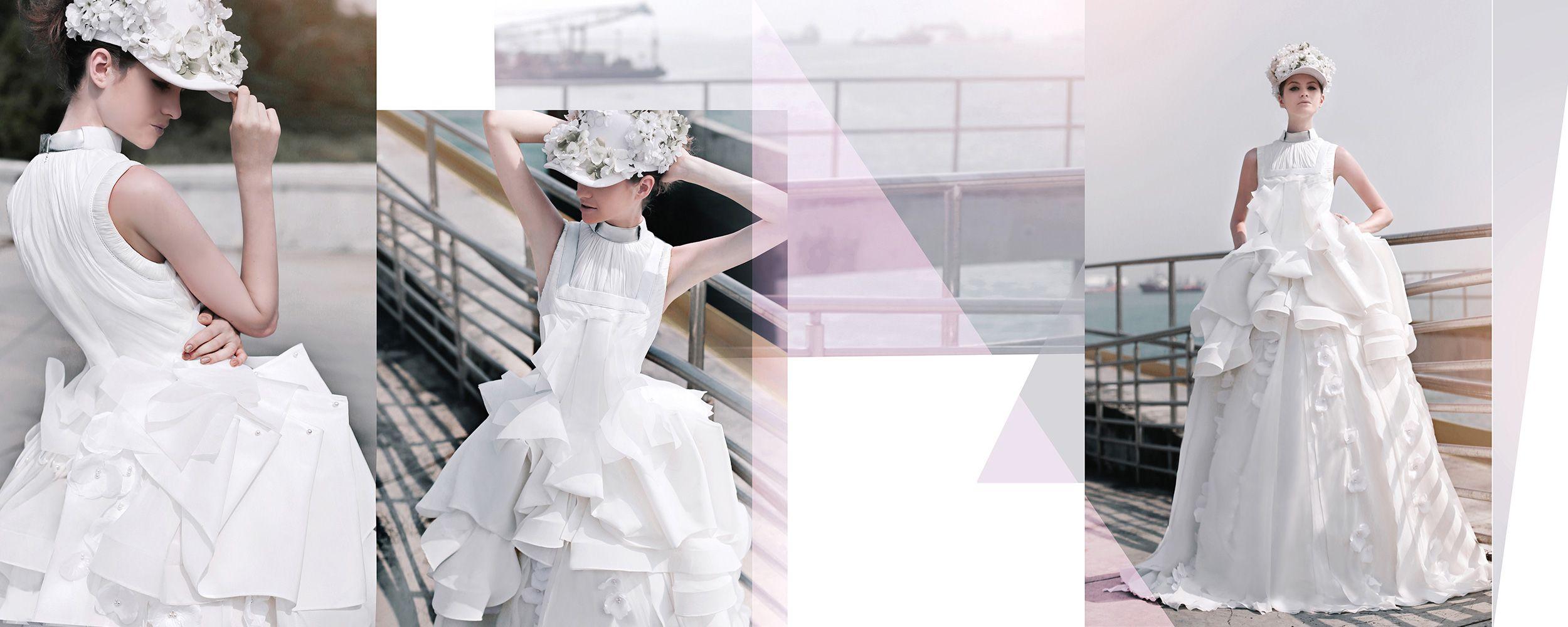 Le Grand Amor Of Atlantis Wedding Collection | Steampunk/Neo ...