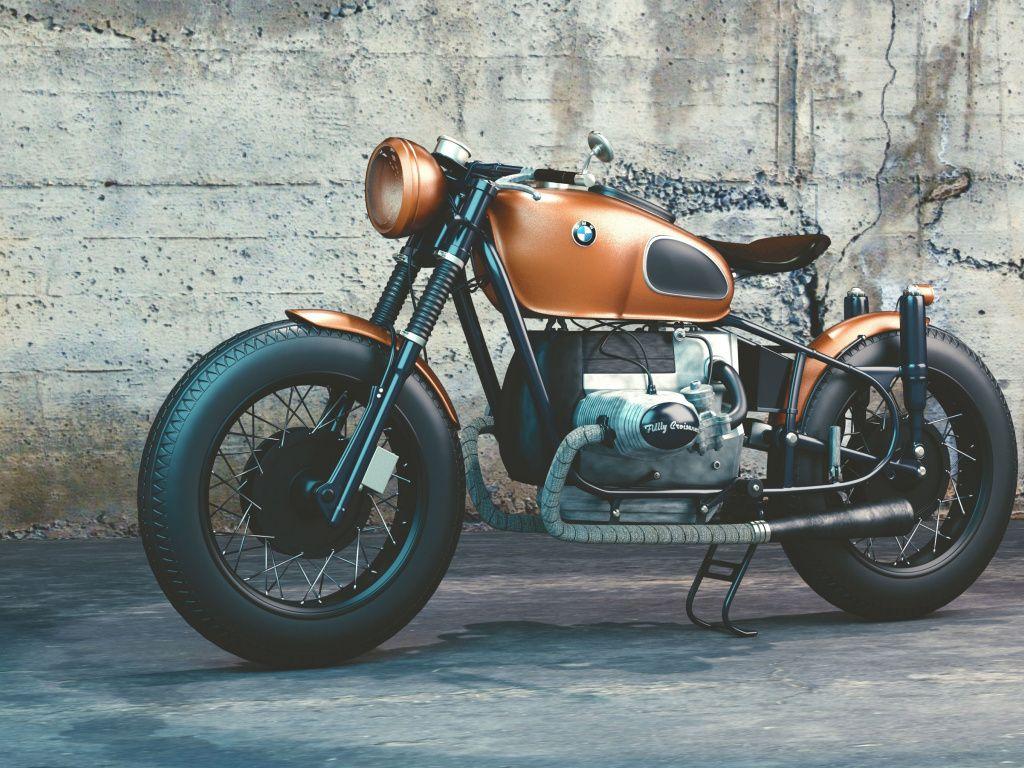 Bmw R80 Superbike 4k Wallpaper 2880x1800 Hd Image Picture