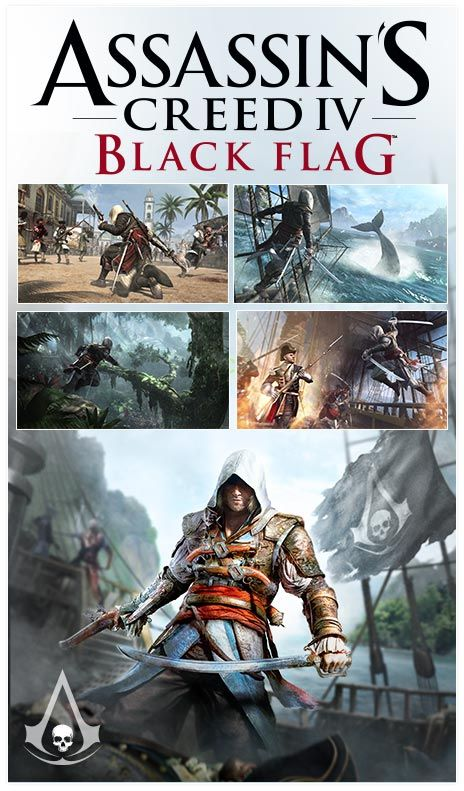 Assassin S Creed 4 Blackflag For Playstation 4 Ps4 By Amazon