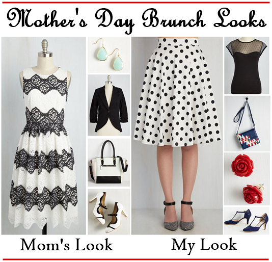 3bd050f9251 I share a Mother-Daughter Style and Gift Guide with outfit inspiration for  a dressy brunch