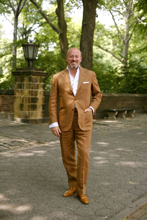 Cigar linen. | Classic Style | Pinterest | Summer, Linen suit and ...