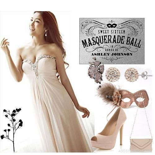Masquerade Ball | Women\'s Outfit | ASOS Fashion Finder | All Things ...