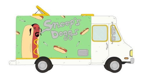 Hip Hop Artists And Their Food Trucks Snoop Dog Hip Hop Artists