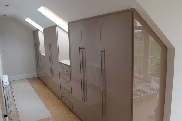 Loft Wardrobes Fitted Bedroom Furniture With Images Loft